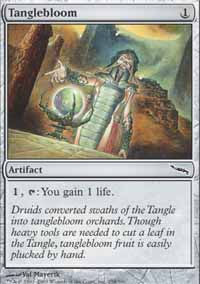 Tanglebloom - Mirrodin
