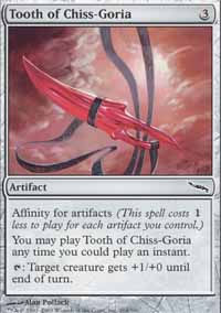 Tooth of Chiss-Goria - Mirrodin