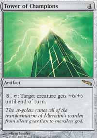 Tower of Champions - Mirrodin