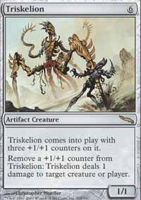 Triskelion - Mirrodin