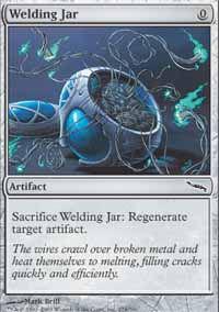 Welding Jar - Mirrodin