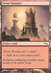 Great Furnace - Mirrodin