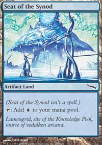Seat of the Synod - Mirrodin