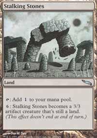 Stalking Stones - Mirrodin