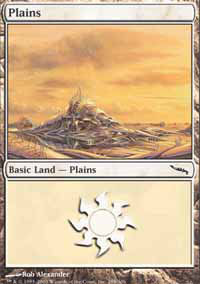 Plains 2 - Mirrodin