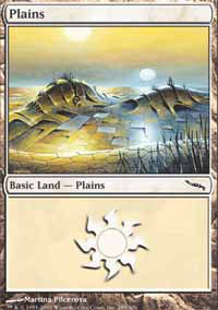 Plains 3 - Mirrodin