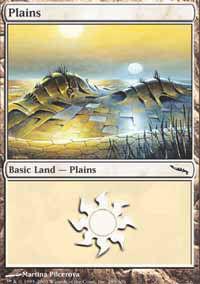 Plains 3 - Mirrodin