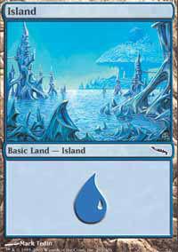 Island 1 - Mirrodin