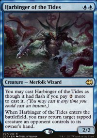 Harbinger of the Tides - Merfolks vs. Goblins