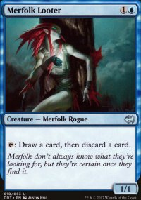 Merfolk Looter - Merfolks vs. Goblins
