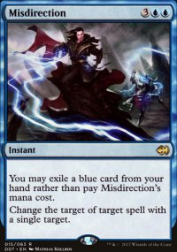 Misdirection - Merfolks vs. Goblins
