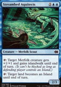 Streambed Aquitects - Merfolks vs. Goblins