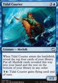 Tidal Courier - Merfolks vs. Goblins