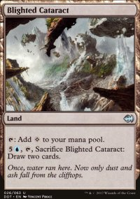 Blighted Cataract - Merfolks vs. Goblins