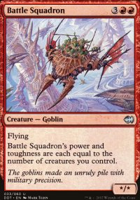 Battle Squadron - Merfolks vs. Goblins