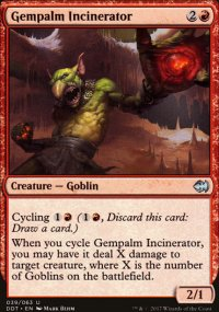 Gempalm Incinerator - Merfolks vs. Goblins