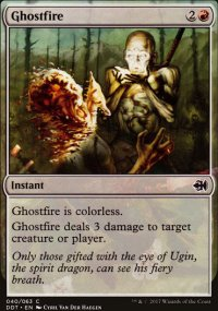 Ghostfire - Merfolks vs. Goblins