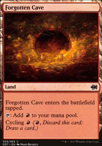 Forgotten Cave - Merfolks vs. Goblins