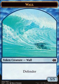 Wall - Merfolks vs. Goblins