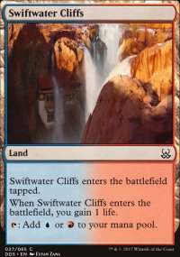 Swiftwater Cliffs - Mind vs. Might