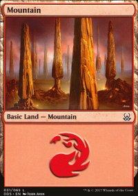 Mountain 1 - Mind vs. Might