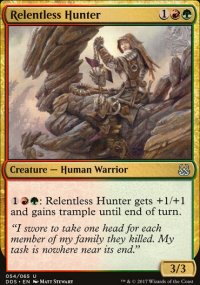 Relentless Hunter - Mind vs. Might