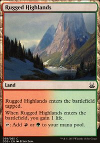 Rugged Highlands - Mind vs. Might