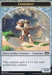 Construct - Ravnica Allegiance - Mythic Edition