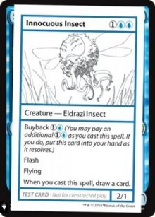 Innocuous Insect - Mystery Booster
