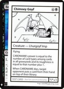 Chimney Goyf - Mystery Booster