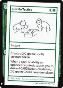 Gorilla Tactics -