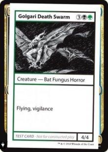 Golgari Death Swarm -