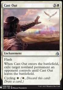 Cast Out - Mystery Booster