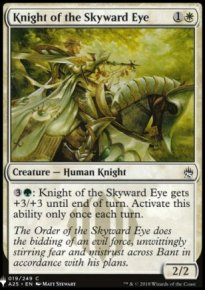 Knight of the Skyward Eye - Mystery Booster