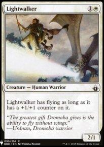 Lightwalker - Mystery Booster