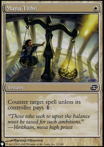 Mana Tithe - Mystery Booster
