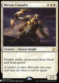 Mirran Crusader - Mystery Booster