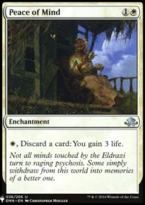 Peace of Mind - Mystery Booster