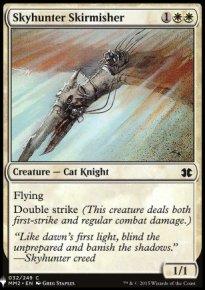 Skyhunter Skirmisher - Mystery Booster