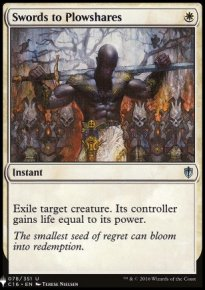 Swords to Plowshares - Mystery Booster