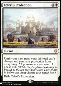 Teferi's Protection - Mystery Booster
