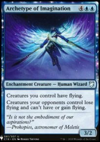 Archetype of Imagination - Mystery Booster