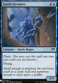 Faerie Invaders - Mystery Booster