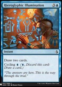 Hieroglyphic Illumination - Mystery Booster