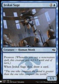 Jeskai Sage - Mystery Booster