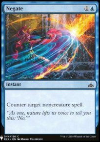 Negate - Mystery Booster