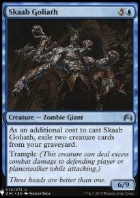 Skaab Goliath - Mystery Booster
