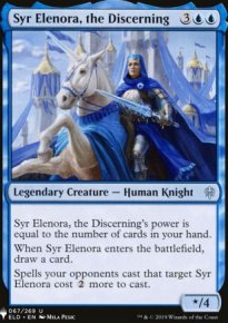 Syr Elenora, the Discerning - Mystery Booster