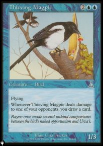 Thieving Magpie - Mystery Booster