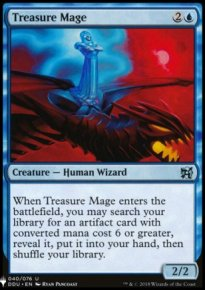 Treasure Mage - Mystery Booster